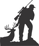 Big Game Hunting Decal 4