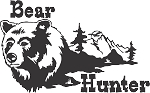 Big Game Hunting Decal 5