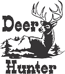 Big Game Hunting Decal 6
