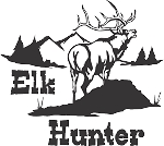 Big Game Hunting Decal 7