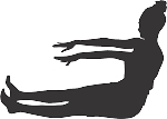 Exercise Silhouette Decal 9