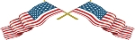 American Flag Decal 5