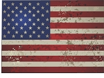 American Flag Decal 7