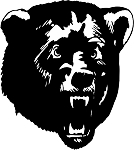 Bear Decal 2