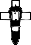 cross 1 decal