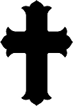 cross 7 decal