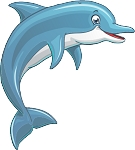 Dolphin Wall Decal 13