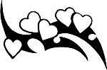 Heart Decal 12