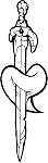 Heart Decal 19