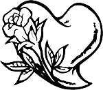 Heart Decal 22