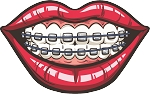 Lips Decal 7