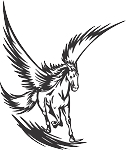 Pegasus Decal 10