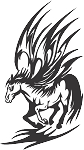 Pegasus Decal 11