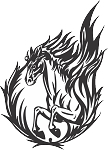 Pegasus Decal 12