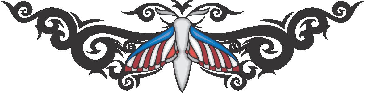 Butterfly Tattoo Tribal Best Tattoo Ideas