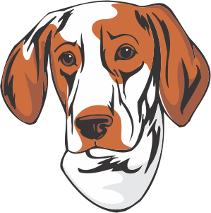 Ariege Pointer Dog Decal