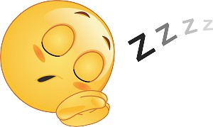 Sleeping Emoji 18 Decal