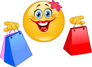 Shopping Bag Emoji 78 Decal